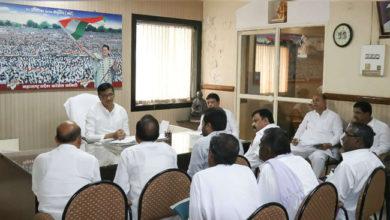 Photo of مہاراشٹر: کانگریس کی ہلچل تیز، ممبران اسمبلی کو بھوپال منتقل کرنے کی تیاری
