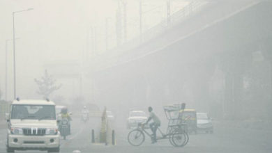 Photo of آلودگی سے پنجاب کے لوگوں کی اوسط عمر سات سال کم ہوئی