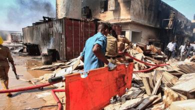 Photo of سوڈان کی سریمک فیکٹری میں دھماکہ، 18 ہندوستانی ہلاک