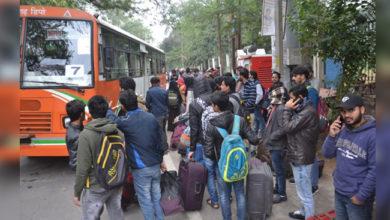 Photo of شہریت ترمیمی قانون: اے ایم یو کا ہاسٹل کرایا گیا خالی، طلباء اپنے گھر روانہ