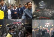 Photo of اناج منڈی آتشزدگی میں جانچ کا حکم، مہلوکین کے لئے معاوضہ کا اعلان