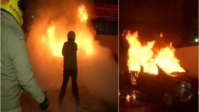 Photo of سی اے اے کی آگ میں جل اٹھی راجدھانی دہلی