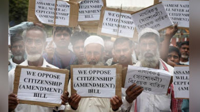 Photo of شہریت ترمیمی بل مسلمانوں میں خوف پیدا کرنے کی سازش