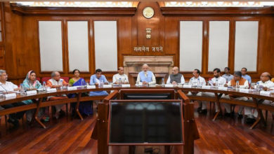 Photo of شہری ترمیمی بل سمیت 6 بلوں کو کابینہ کی منظوری
