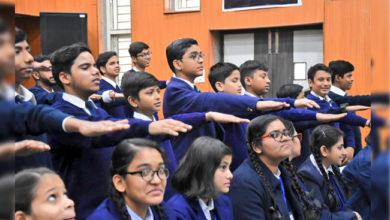 Photo of کجریوال نے دلایا طلباء کو خواتین کی عزت کرنے کا حلف