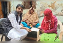 Photo of اجتماعی عصمت دری متاثرہ کی مدد کے لئے سامنے آیا دہلی وقف بورڈ