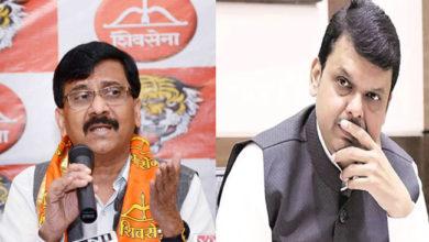 Photo of فڑنویس نے بی جے پی کے جہاز کو ڈوبا دیا: سنجے راؤت