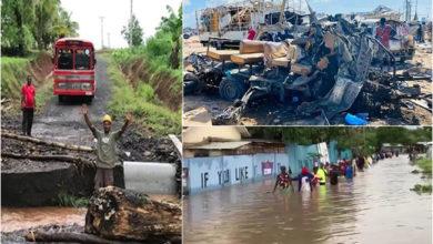 Photo of فجی میں طوفان، ایک کی موت، 2500 سے زائد افراد بے گھر