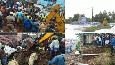 Photo of تمل ناڈو میں بارش کا قہر: کئی مکان منہدم، 10 خواتین سمیت 17 افراد ہلاک