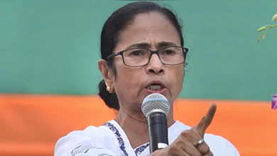 Photo of ممتا کا امت شاہ کو چیلنج: 'بنگال میں این آر سی اور سی اے اے نافذ کرکے دکھائیں'