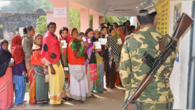 Photo of جھارکھنڈ اسمبلی انتخابات: چوتھے مرحلہ کی ووٹنگ ختم، 56.02 فیصد ہوئی پولنگ