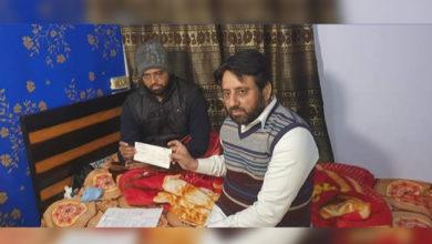 Photo of ایک آنکھ گنوا چکے منہاج الدین کو دہلی وقف بورڈ میں مستقل ملازمت