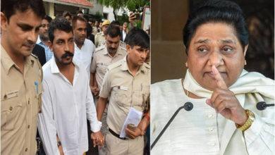 Photo of سیاسی فائدہ کے لئے چندرشیکھر نے خود دی گرفتاری: مایاوتی