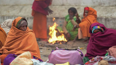Photo of دہلی میں آج موسم کا سب سے سرد ترین دن