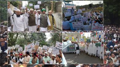 Photo of ایک ساتھ دوہزار شہروں میں شہریت قانون کے خلاف مظاہرہ