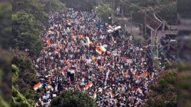 Photo of حیدرآباد: سی اے اے اور این آر سی کے خلاف ملین مارچ، انسانی سروں کا سمندر