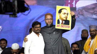 Photo of جمہوریت کی بقاء اور ہندوستان کی حفاظت کیلئے اسدالدین اویسی کا بڑا اعلان
