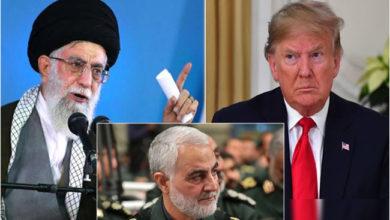 Photo of جنرل سلیمانی کے قتل کا بدلہ لیا جائے گا:ایران