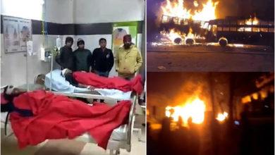 Photo of قنوج میں دردناک بس حادثہ، 10 افراد کی موت، کئی کی حالت نازک