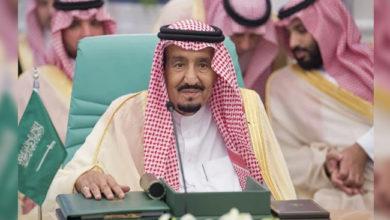 Photo of سعودی عرب مظلوم فلسطینی قوم کے ساتھ ہے: شاہ سلمان