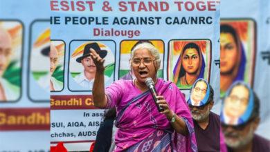 Photo of انقلابی نعروں سے گونج رہی ہے دہلی یونیورسٹی