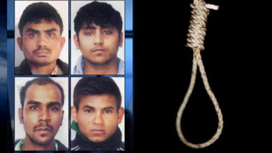 Photo of نربھیا کیس: نیا ڈیتھ وارنٹ جاری، اب قصورواروں کو 'یکم فروری' کو دی جائے گی پھانسی