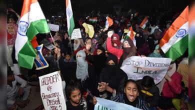 Photo of سی اے اے کے خلاف خواتین کا مظاہرہ، 'پریاگ راج' بنا یوپی کا 'شاہین باغ'