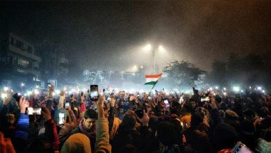 Photo of 'نہ جھکیں گے نہ ٹوٹیں گے' کے نعروں سے گونج رہا شاہین باغ اور جامعہ