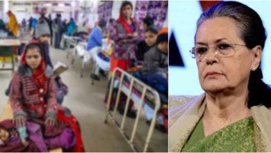 Photo of راجستھان: بچوں کی موت پر سونیا کا اظہار تشویش، انچارج کو کیا طلب