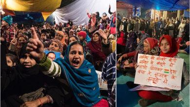 Photo of انقلابی نعروں سے گونج رہا ہے جامعہ اور شاہین باغ