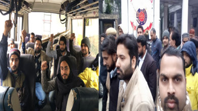 Photo of شہریت قانون: ترکمان گیٹ پر مظاہرین کو ڈٹین کرنے پر بھڑکے لوگ
