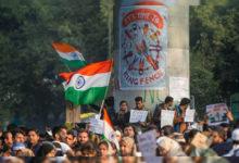 Photo of آزادی اور انقلابی نعروں سے گونج رہی ہے دہلی