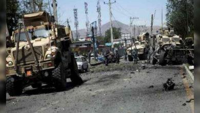 Photo of افغانستان میں دہشت گردانہ حملہ، 15 سیکورٹی فورسز ہلاک