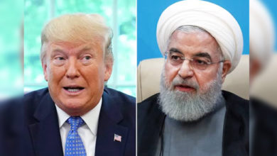 Photo of ایران کے ساتھ جنگ نہیں بلکہ امن چاہتا ہوں: ڈونلڈ ٹرمپ