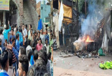 Photo of علی گڑھ: سی اےاے کے خلاف مذہبی مقام پر پتھراؤ، تناؤ کے بعد پولیس تعینات