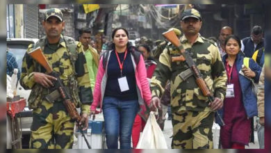 Photo of دہلی اسمبلی انتخابات: امیدواروں کی قسمت ای وی ایم میں قید
