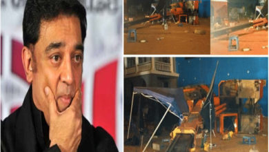 Photo of کمل ہاسن کی فلم 'انڈین-2' کی شوٹنگ کے دوران حادثہ، 3 کی موت، 9 زخمی