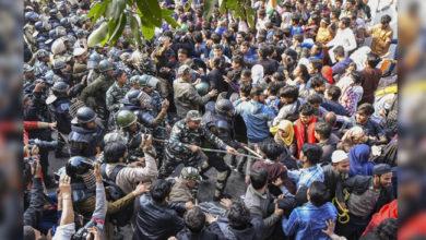 Photo of جامعہ کے طلباء پر پھر ٹوٹا پولیس کا قہر