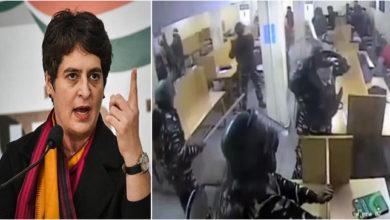 Photo of جامعہ تشدد کے قصورواروں پر کارروائی کرے حکومت: پرینکا گاندھی