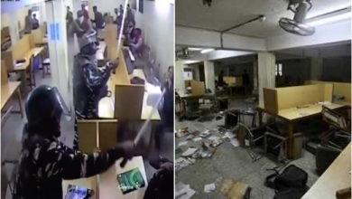 Photo of جامعہ تشدد: پولس کی توڑ پھوڑ میں 2.66 کروڑ کا نقصان، انتظامیہ نے مودی حکومت کو بھیجا بل