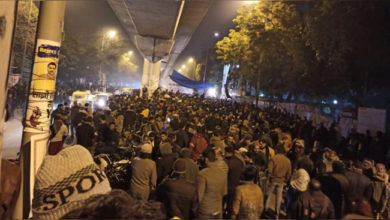 Photo of جامعہ فائرنگ: شرپسندوں کے نشانے پر جامعہ-شاہین باغ