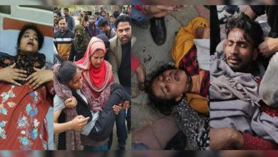 Photo of جامعہ کے زخمی طلبا اور طالبات کا پولس پر سنگین الزام