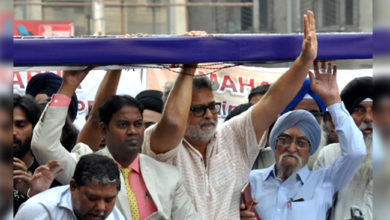 Photo of 'گولی مارو کا نعرہ لگانے والے وہی ہیں جنہوں نے گاندھی کا قتل کیا تھا'
