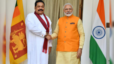 Photo of ہندوستان اور سری لنکا کے درمیان مختلف شعبوں میں تعاون میں اضافہ کا فیصلہ