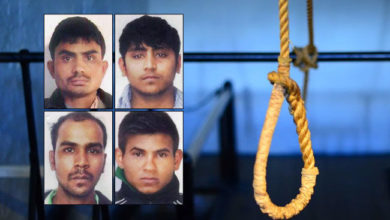 Photo of نربھیا معاملہ: مجرموں کو الگ الگ پھانسی دیئے جانے سے متعلق عرضی پر سماعت ملتوی