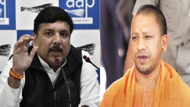 Photo of یوگی آدتیہ ناتھ پر بھڑکے سنجے سنگھ، ایف آئی آر درج کرنے کا مطالبہ