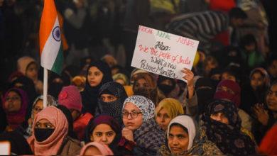 Photo of 'حکومت کو شاہین باغ مظاہرین کے سامنے جھکنا ہی ہوگا'