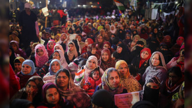 Photo of شاہین باغ سمیت دہلی بھر میں بے خوف جمی ہوئی ہیں آئین کی محافظ خواتین