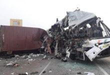 Photo of تمل ناڈو میں دردناک سڑک حادثہ، 19 ہلاک، 20 سے زائد زخمی