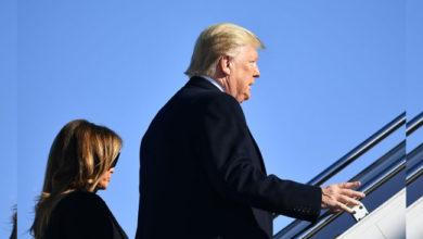 Photo of ٹرمپ دورہ: واشنگٹن سے روانہ ہوئے امریکی صدر، کل پہنچیں گے ہندوستان